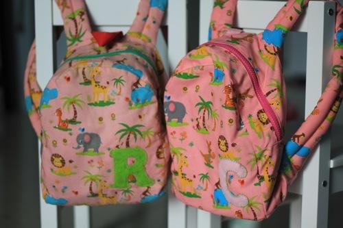 customized backpacks for children