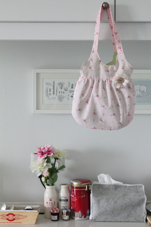 pink handbag for kids