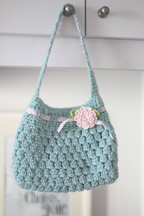 Crochet Purse : Crochet Bag